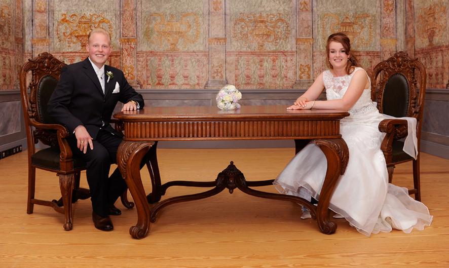 Hochzeitsfoto, Probsteierhagen