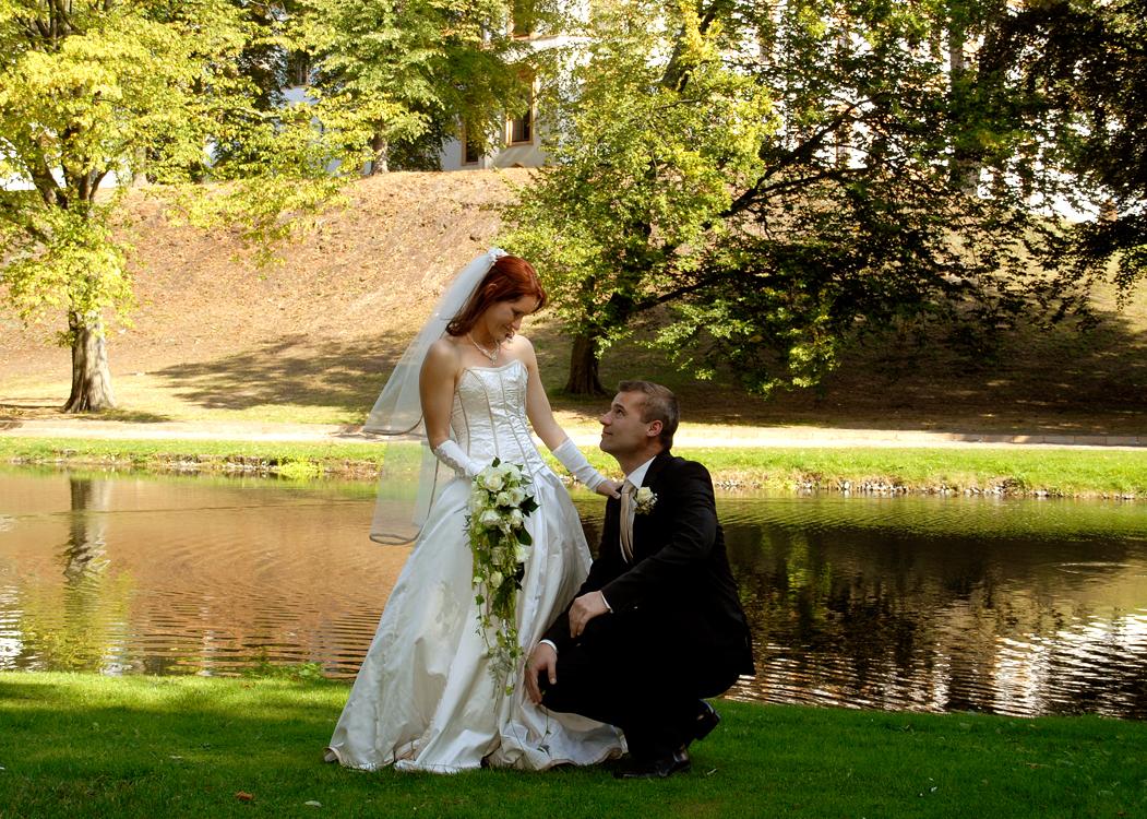 Hochzeitsfoto Celle