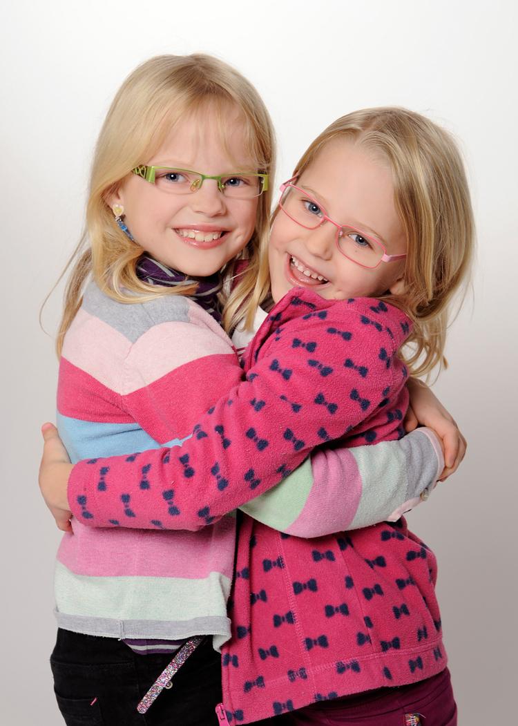 Geschwisterportrait
