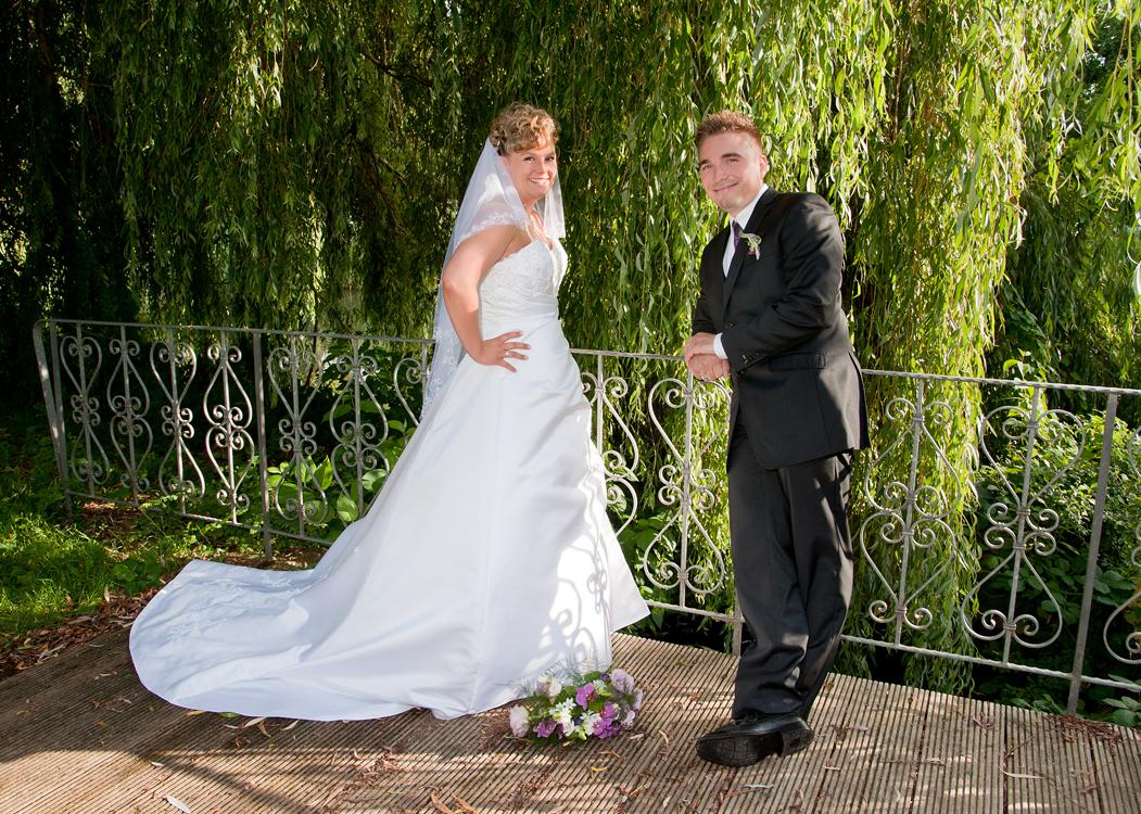 Hochzeitsfoto Schwentinental