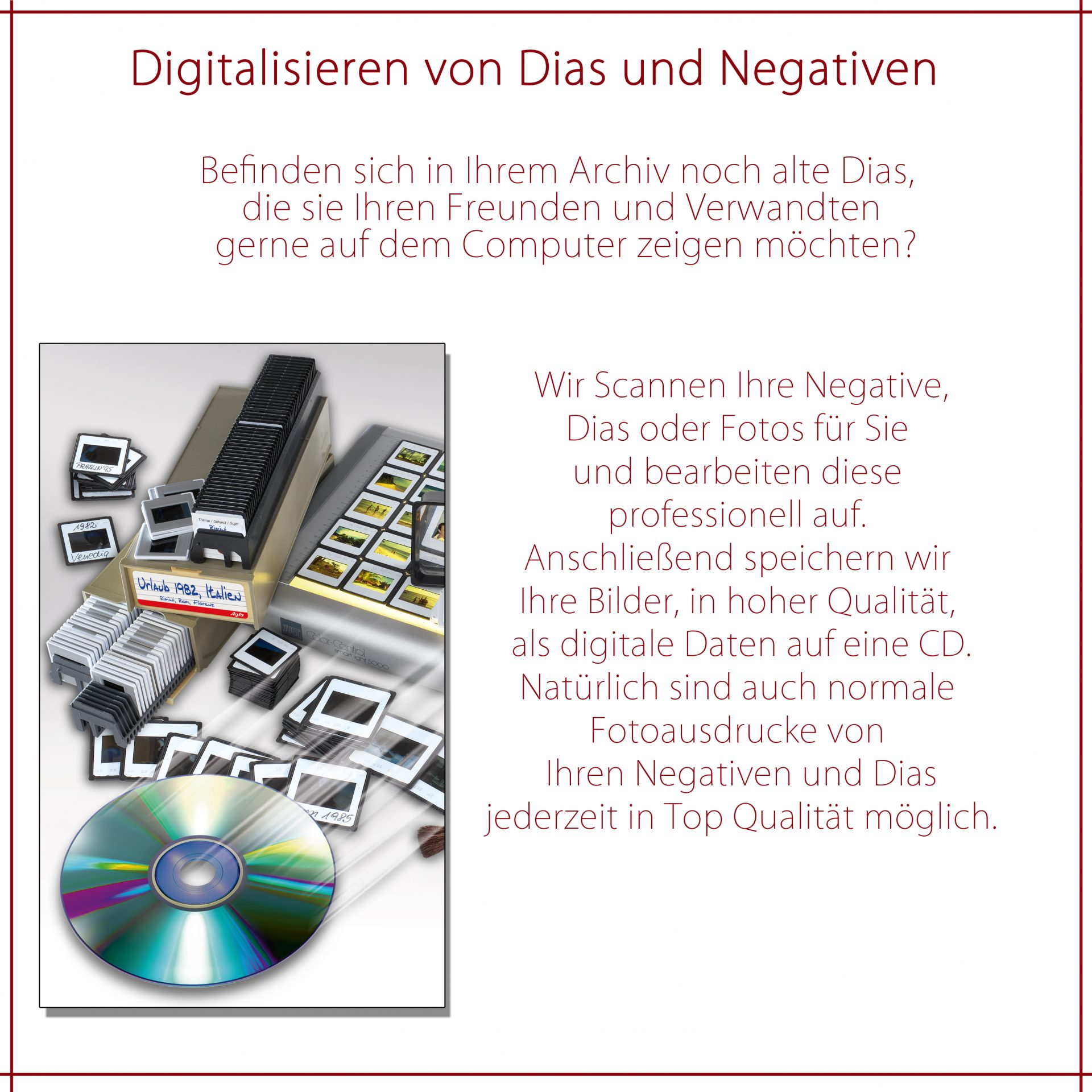 Dias Negative